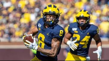AP Poll: Michigan drops to No. 10, MSU moves up one spot