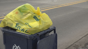 Holland rethinking recycling system as 'yellow bags' continue losing materials