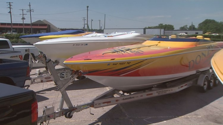 Boating industry boom leads to a shortage