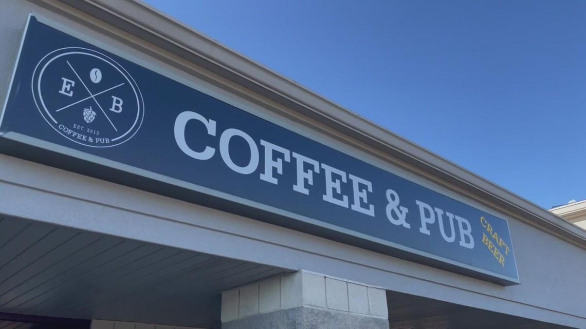 Support Local Sunday: EB Coffee & Pub in Caledonia
