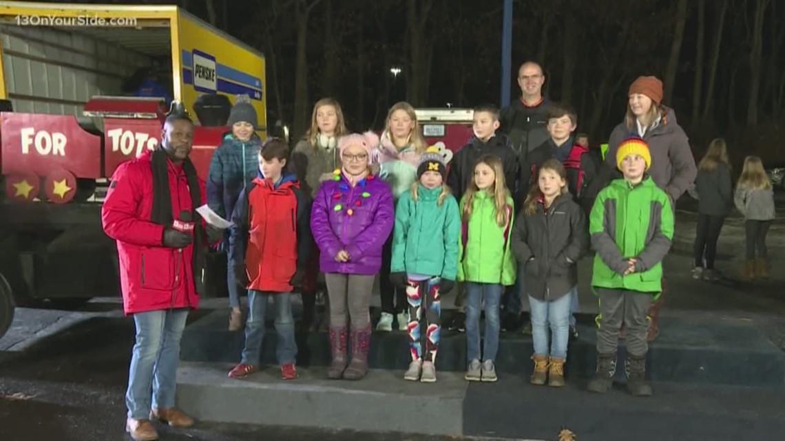 School Spirit Challenge: Parkside Elementary School