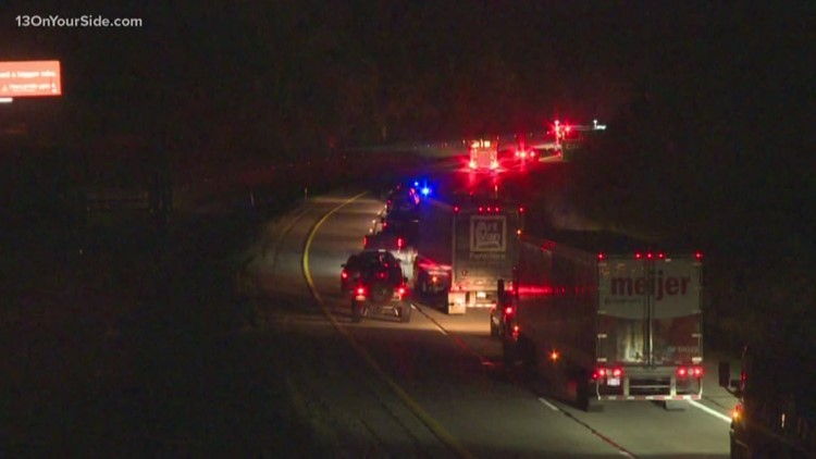 Drunk driver causes wrong-way, head-on crash on I-96