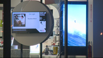 Police investigating break-ins at 2 cellphone stores