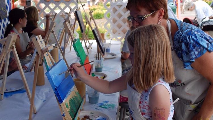 Lakeshore Art Festival announces 2021 community art project