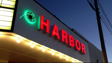 Harbor Cinema in Muskegon is moving