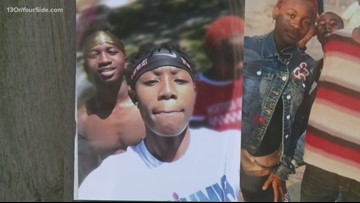 County officials provide update on Muskegon teen's shooting death