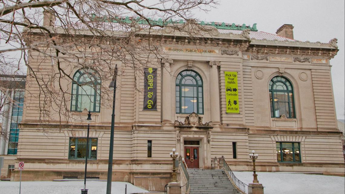 Grand Rapids Public Library rolls out new services amid ongoing pandemic