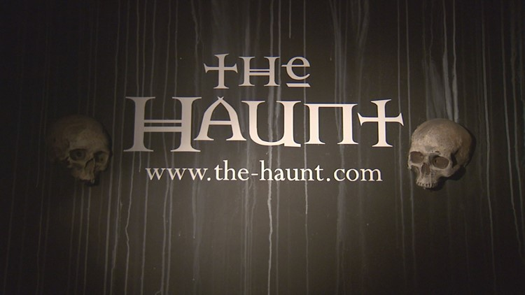 The Haunt returns for 2021 with COVID-19 safety measures