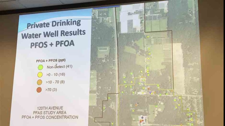 Officials say PFAS contamination in Robinson Twp is like 'hunting