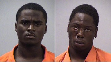 2 men charged for armed robbery at Kay Jewelers in Kalamazoo