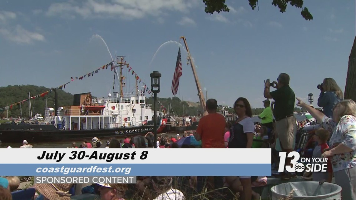 Grand Haven Coast Guard Festival is back after a year off due to COVID-19, runs July 30-Aug. 8