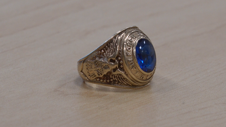 Mystery behind stolen Air Force ring closer to being solved