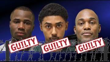 Three murders bring guilty verdicts in Grand Rapids