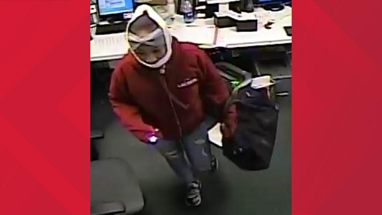 Kalamazoo Robbery