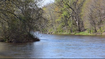 Flood warning: Muskegon River may rise due to rainfall through Saturday