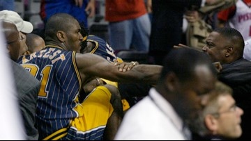15 years ago today: Remembering the Malice at the Palace