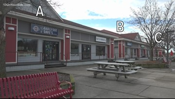 Grand Haven may demolish popular Chinook Pier shopping center over mold concerns