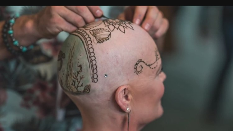 13 Friends for Life: Henna Crowns of Courage