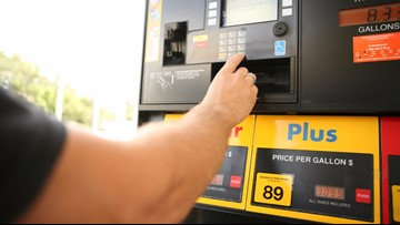Grand Rapids gas prices drop 14 cents in the past week