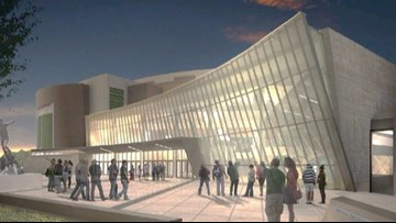 Breslin Center construction continues ahead of fall semester