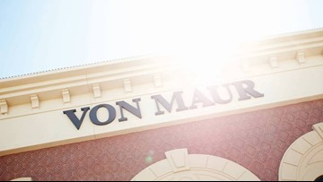 Von Maur and other Woodland Mall expansions opening this weekend