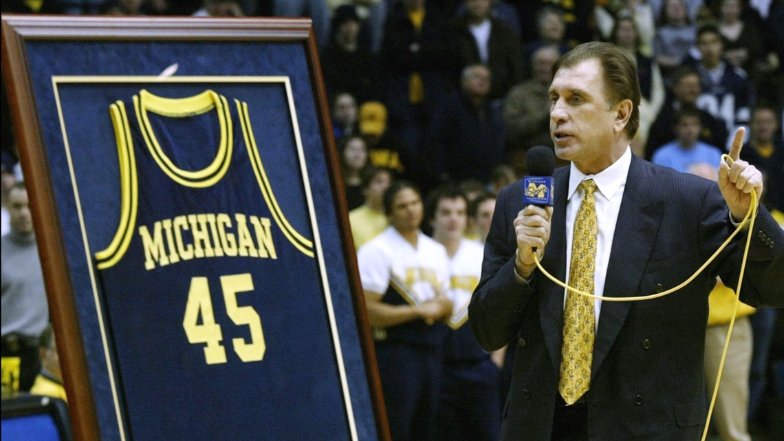 University of Michigan legend, former NBA star and coach elected to Basketball Hall of Fame