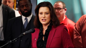 Whitmer in Grand Rapids to discuss budget, state's crumbling infrastructure