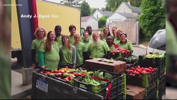 One Good Thing: Egan's gift to Heartside Glening Initiative