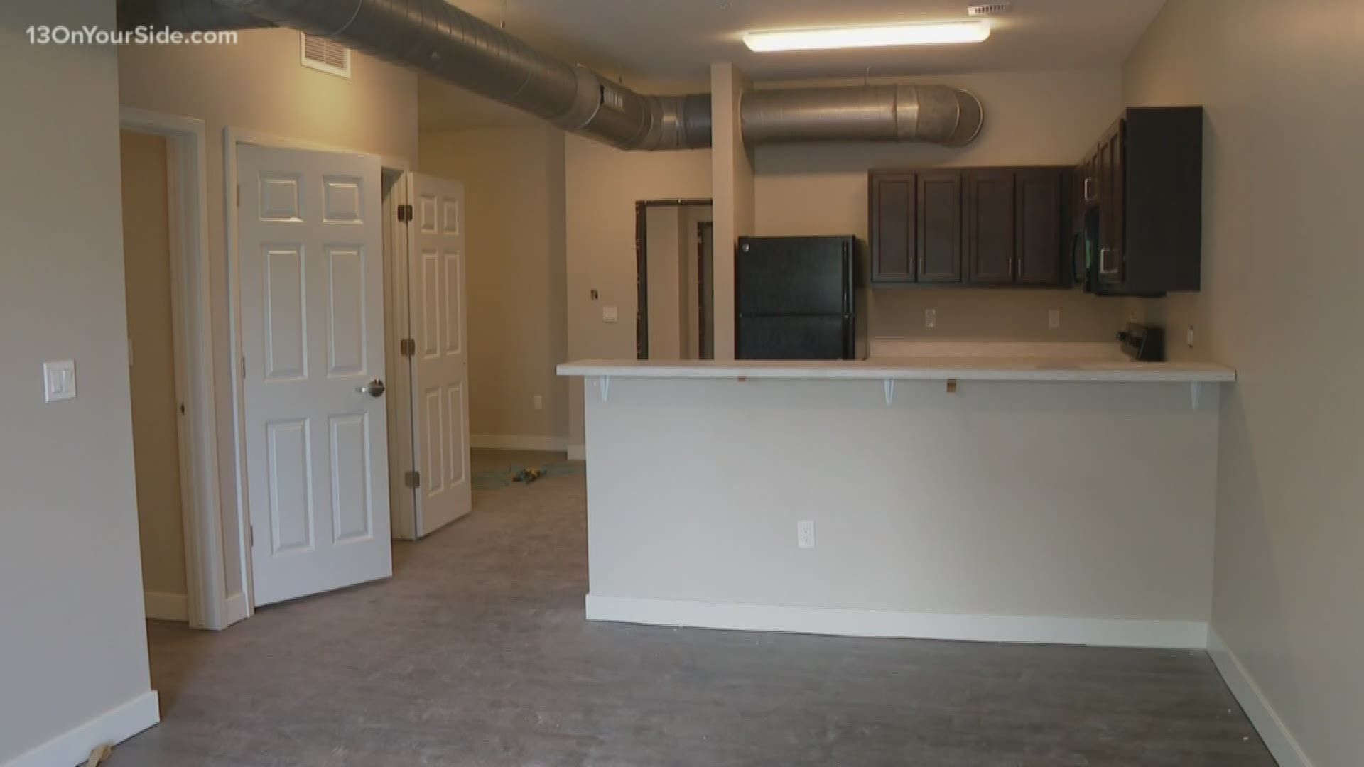 A Look Into Linc Up S New Affordable Workforce Housing Wzzm13 Com