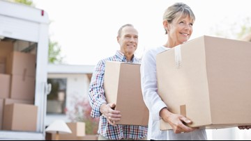 Hot housing market puts seniors on the move