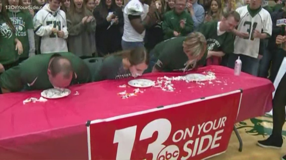 Sunrise Sidelines 2019: The Messy Game!