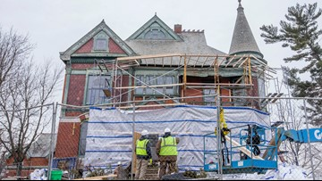 Southwestern Michigan's Chapin Mansion getting $275K upgrade