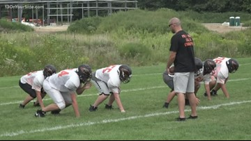 13 On Your Sidelines Two-A-Days: Fennville gets fresh start with new system