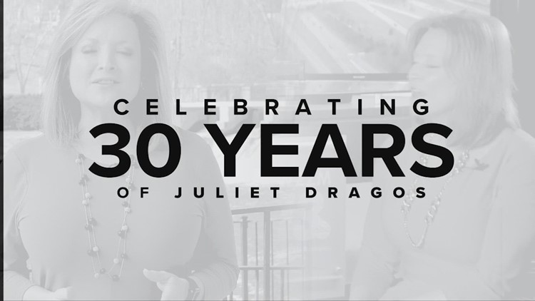 Celebrating 30 years of Juliet Dragos
