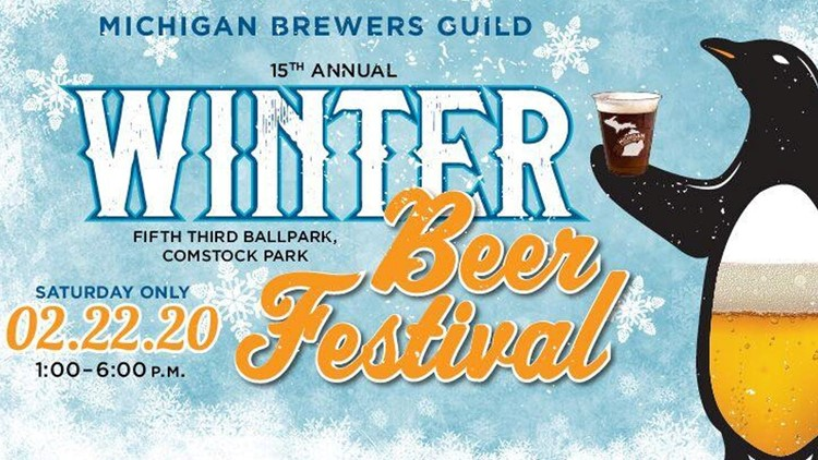 Enjoy music, food and brews at the Winter Beer Festival