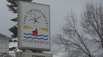Planes grounded, runway removed if Park Township Airport millage fails