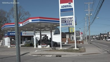 Experts say gas could reach as low as 99 cents in the Midwest