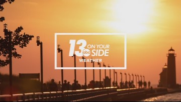 13 On Your Side Forecast: Saturday night