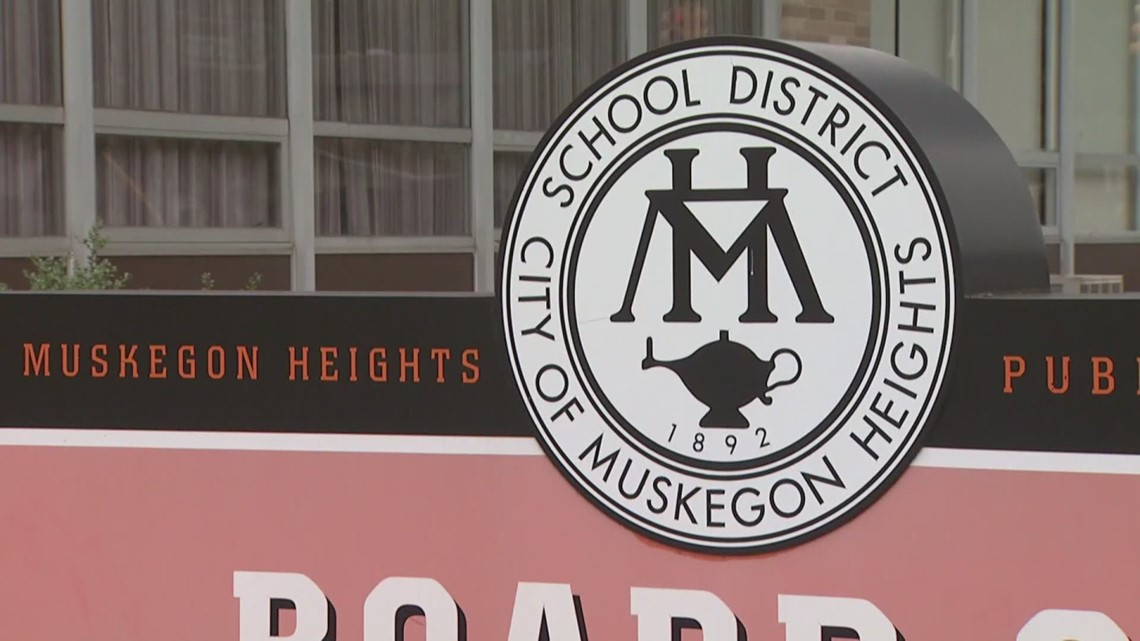 Gov. Whitmer releases Muskegon Heights School District from receivership