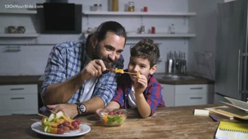 Local psychologist and nutritionist gives parents advice on meal prep, reducing stress