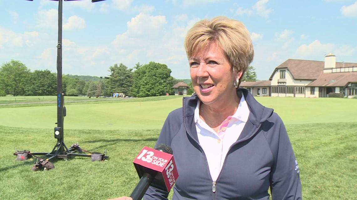 LPGA returns to West Michigan this week