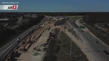 MDOT prepares to finish Interstate-96, I-196, East Beltline Avenue interchange project
