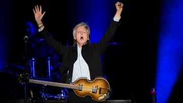 Time Warp: Paul McCartney, Prius and COPS