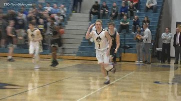 Grand Haven beats Reeths Puffer 73-56