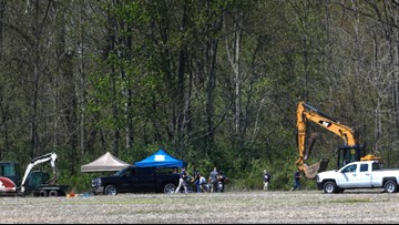 Search resumes for remains of missing Michigan girls