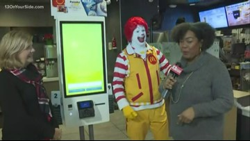 McDonald's launches 'Round-Up for RMHC' campaign