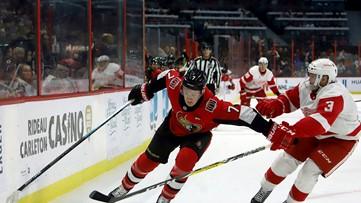 Anisimov scores shootout winner in Ottawa's win over Detroit