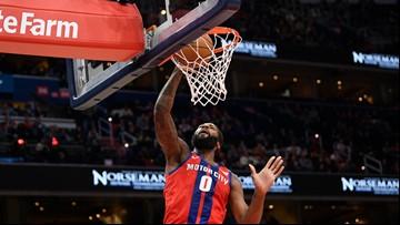 Bradley Beal scores 29 points, Wizards beat Pistons 106-100