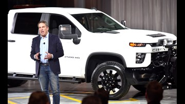 GM sinks $150M into Michigan truck factory to boost output