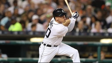 Detroit Tigers place JaCoby Jones on DL with right hamstring strain